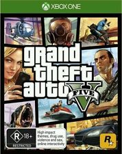 Grand Theft Auto V GTA V 5 - Xbox One Brand New Sealed