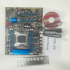 NEW Intel X79 Chipset Socket R LGA 2011 ATX Motherboard DDR3 USB 3.0 SATA3 4