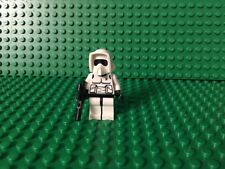 Lego Star Wars SCOUT TROOPER 8038 7956 clone  mini-figure