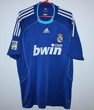 Real Madrid Spain away shirt 08/09 Adidas van Nistelrooy Raul Marcelo
