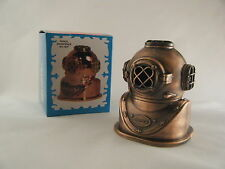 DIVING HELMET DIECAST PENCIL SHARPENER New Antique Finish Novelty