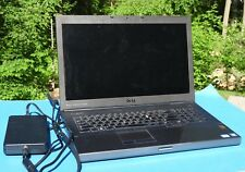 """REDUCED Dell Precision M6600 Laptop Workstation Computer 16GB 17.3"""" 2x 750GB HDs"""
