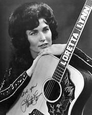 REPRINT - LORETTA LYNN 2 Country Music Legend autographed signed photo