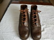 More details for french military brodequin boots