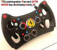 Thrustmaster Ferrari GTE to GT3 Style MOD - Simply MOD Wheel