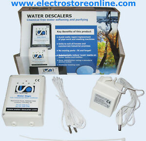 ELECTRONIC WATER CONDITIONER DESCALER SOFTENER – MAGIC ( MADE IN UK)