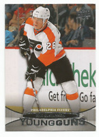 2011-12 UD Young Guns #236 Erik Gustafsson RC Rookie Philadelphia Flyers