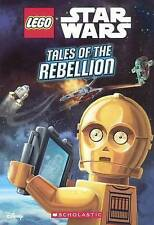 Lego Star Wars: Tales of the Rebellion by Ace Landers (Paperback, 2016) New Book