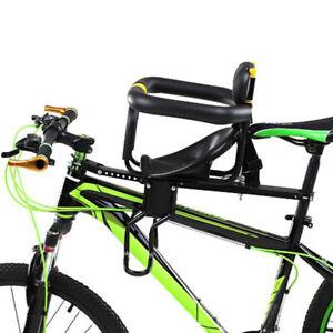 Safety Child Bicycle Seat Bike Front Baby Seat Kids Saddle for Road BikeY^qi