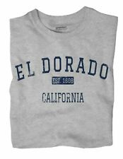 El Dorado California CA T-Shirt EST