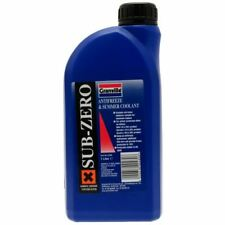 NEW GRANVILLE SUB-ZERO ANTIFREEZE & SUMMER COOLANT CONCENTRATED 1 LITRE 222M