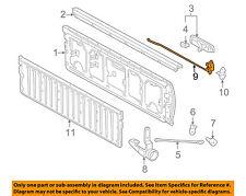 TOYOTA OEM 05-15 Tacoma Tailgate-Lock or Actuator Latch Release 6579004042