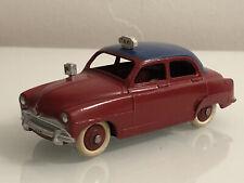 Jouet Ancien Dinky Toys Simca 9 Aronde Taxi 24U