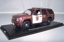 1/43 Police First response (TAH-116) Chevrolet Tahoe, Minnesota State Patrol