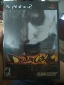 Devil May Cry 2 sealed new PS2 PlayStation FACTORY SEALED! Free shipping