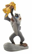 Lion King Rafiki with Simba Figurine - Disney Bullyland Toy Figure Cake Topper
