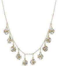 e696b2315297 Kate Spade New York Collares y colgantes De Moda Cadena de oro