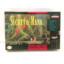 Secret Of Mana SNES Super Nintendo US