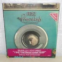 FEDEZ - BRAINWASH - CD + DVD