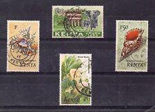 Kenia Valores del año 1963-85 (DC-975)