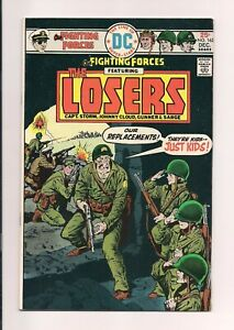 Our Fighting Forces #162 (1975) very fine condition comic or better st8