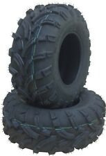 2 New WANDA  ATV Tires AT 26x10-12 26x10x12 /6PR P373 - 10258