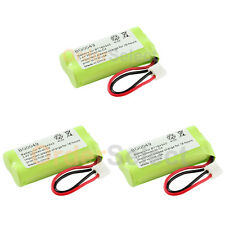 3x Home Phone Battery Pack 350mAh NiCd for AT&T SL82318 SL82658 TL92378 50+SOLD