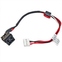 DC POWER JACK Cable Dell Latitude P28F P28F001 P28F002 P28F003 P28F004 P28F005