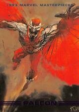 FALCON / 1993 Marvel Masterpieces BASE Trading Card #81