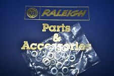 VINTAGE NOS RALEIGH CHOPPER MK1 MK2 BICYCLE BACK MUDGUARD WASHERS 20 PACK