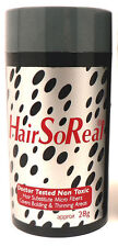 HSR - HAIR SO REAL 1 PC LIGHT BROWN