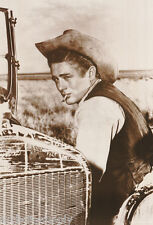POSTER : ACTOR : JAMES DEAN - COWBOY HAT - FREE SHIPPING !   #1552 RW22 D