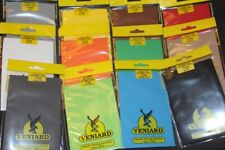 Fly Tying CCF Foam Sheet Veniard 13 colours F5