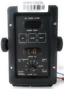Navitron System NT9250CA Monitoring Device