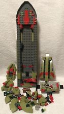 Lego 70006 Cragger's Command Ship Chima Coast Guard Boat Green Gray Hull 62791