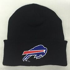 NFL Buffalo Bills NFL Official Licensed Basic Cuffed Winter Knit Hat Beanie Cap