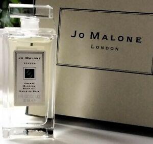 JO MALONE ORANGE BLOSSOM BATH OIL - 30ML - SEALED - BOXED WITH GIFT BAG