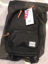 NEW Herschel Supply Co. Settlement Kids Backpack Black One Size