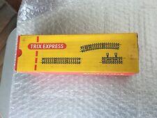 VINTAGE#TRIX EXPRESS  LOT 9 RAILS COURBES  CURVE #BOXED