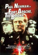 Fort Apache The Bronx 0883929117468 With Paul Newman DVD Region 1