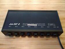 Line Audio Jam OUT 8 D/A Converter for ATARI Falcon 030 - 8 Balanced Outputs