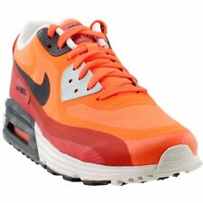 7c565c490b291 Nike Air Max Lunar 90 WR Size 9 654471-800 Ligth Ash Grey Laser Crimson