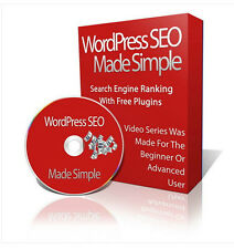 Wordpress SEO Search Engine Optimization Made Simple - 10 Step-by-Step Videos
