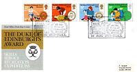 12 AUGUST 1981 DUKE OF EDINBURGH AWARDS POST OFFICE FIRST DAY COVER HULL SHS