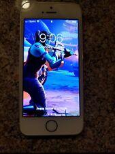 Apple iPhone 5s - 16GB - Silver (Sprint) A1453 (CDMA + GSM)