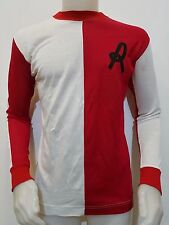 MAGLIA CALCIO SHIRT VICENZA ANNI '70 N.14 MATCH WORN VINTAGE MAILLOT ITALY IT176