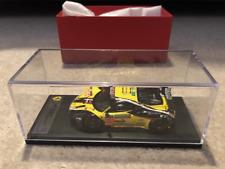 1/43 Looksmart Ferrari F458 GT2 66 JMW Racing Le Mans 2015 - Mint & Boxed