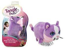 Tangle Pets Hair Brush Kids As Seen On TV Shark Tank Cupcake the Cat Brand New