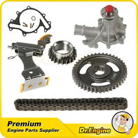 Timing Chain Water Pump Kit for 97-03 Ford E&F Series 4.2L OHV 12V VIN Code 2