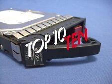 """HP 432401-002 750GB 3,5"""" 7,2K 1,5Gb SATA NCQ 432341-B21 Hot-Plug Festplatte"""